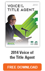 Voice of the Title Agent