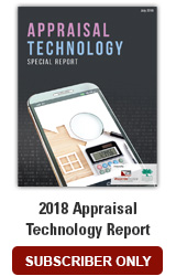 2018 Appraisal Technology Special Report