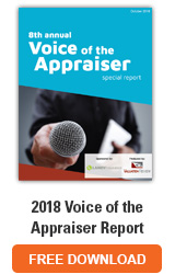 2018 Voice of the Appraiser