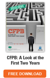 CFPB: A Look at the First Two Years