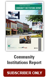 Community Institutions Report