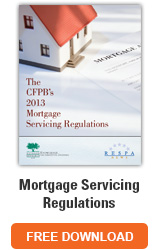 Mortgage Servicing Regulations
