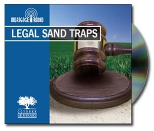 Mortgage Legal Sand Traps CD