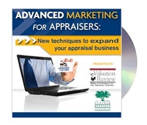 Advanced Marketing for Appraisers Webinar Recording