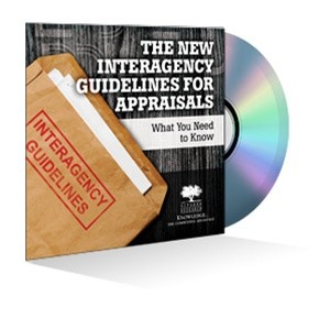 The New Interagency Guidelines for Appraisals Webinar Recording