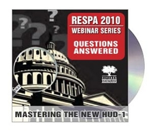 Mastering the New HUD-1 Webinar Recording