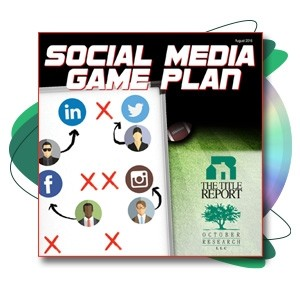 Social Media Game Plan Webinar Recording