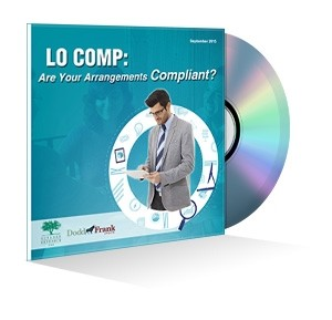 LO Comp: Are Your Arrangements Compliant? Webinar Recording