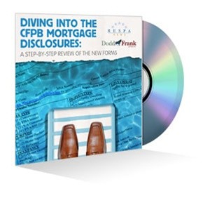 Diving into the CFPB Mortgage Disclosures: A step-by-step review of the new forms Webinar Recording