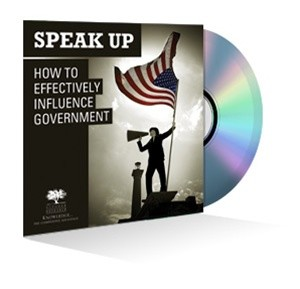 Speak Up: How to Effectively Influence Government Webinar Recording