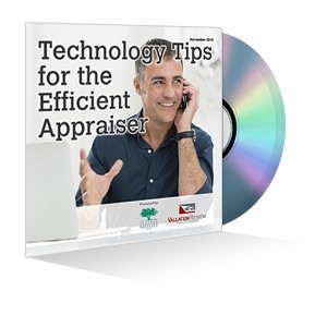 Technology Tips for the Efficient Appraiser Webinar Recording