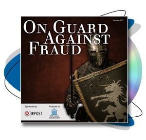 On Guard Against Fraud Webinar Recording