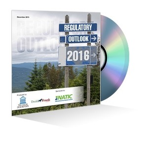 Regulatory Outlook 2016 Webinar Recording
