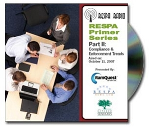 RESPA Compliance & Enforcement CD