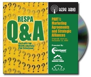 RESPA Q & A Marketing Agreements CD