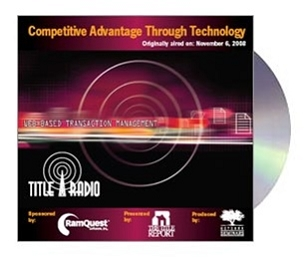 Title Radio: Competitive Advantage Through Technology CD