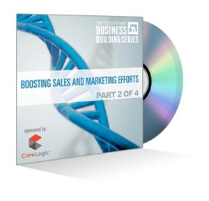 Business Building Series: Boosting Sales and Marketing Efforts Webinar Recording