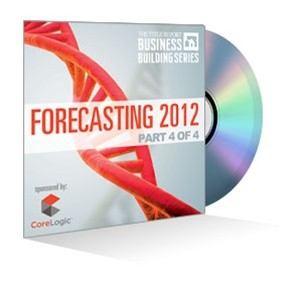 Business Building Series: Forecasting 2012 Webinar Recording