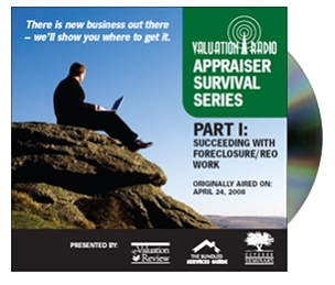 Appraiser Survival Series: Succeeding with Foreclosure/REO Work CD