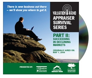 Appraiser Survival Series: Succeeding in Declining Markets CD