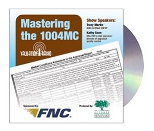 Mastering the 1004MC CD