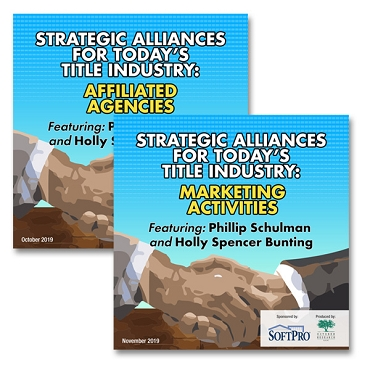 Strategic Alliances Webinar Series Bundle Recording