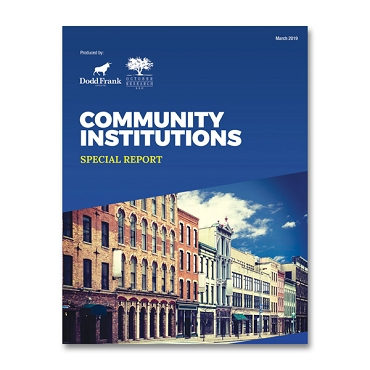 Community Institutions Special Report