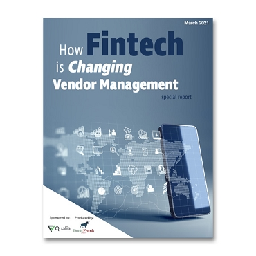 How Fintech is Changing Vendor Managment Special Report