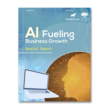 AI Fueling Business Growth Special Report