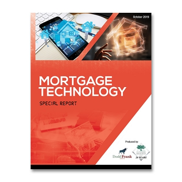 2019 Mortgage Technology Special Report