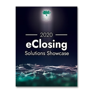 2020 eClosing Solutions Showcase
