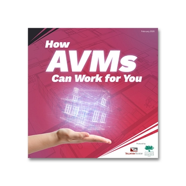 How AVMs Can Work for You Webinar Recording