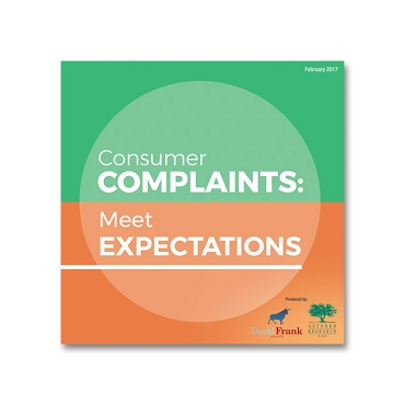 Consumer Complaints: Meet Expectations Webinar Recording