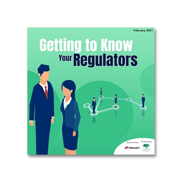 Getting to Know Your Regulators webinar recording