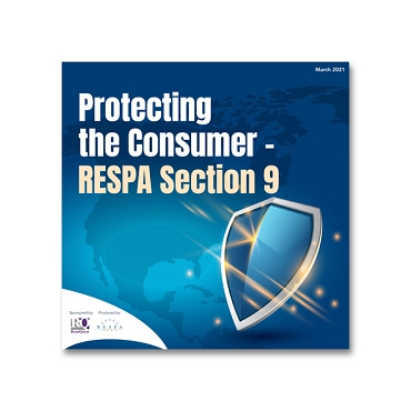 Protecting the Consumer - RESPA Section 9 webinar recording