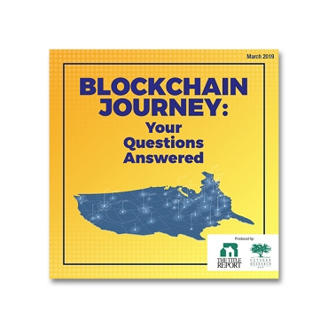 Blockchain Journey: Your Questions Answered Webinar Recording