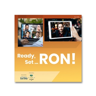 Ready, Set... RON! webinar recording