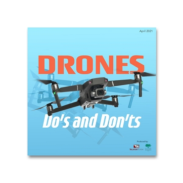 Drones Do's and Don'ts webinar recording