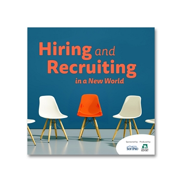 Hiring and Recruiting in a New World webinar recording
