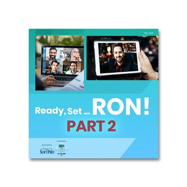 Ready, Set... RON! Part 2 webinar recording