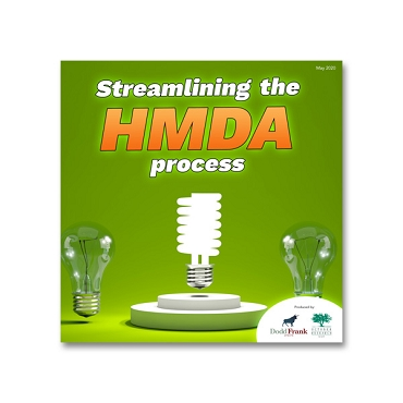 Streamlining the HMDA Process webinar recording