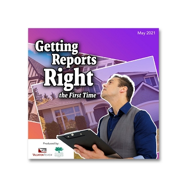 Getting Reports Right the First Time webinar
