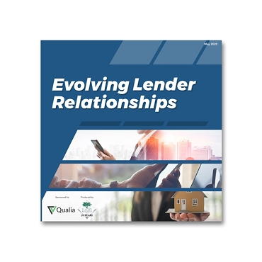 Evolving Lender Relationships webinar recording
