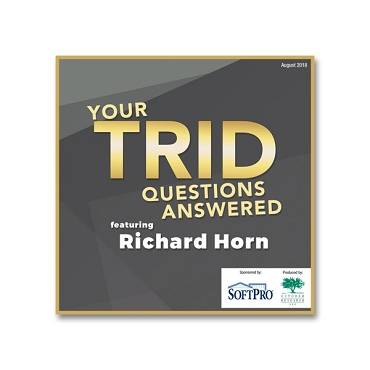 Your TRID Questions Answered Webinar Recording