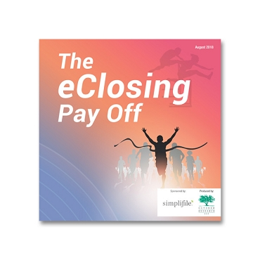 The eClosing Pay Off Webinar Recording