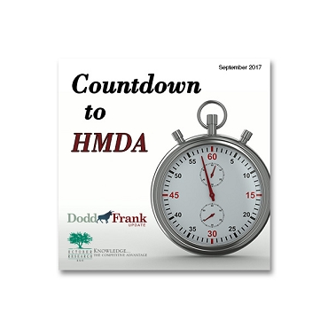 Countdown to HMDA Webinar Recording