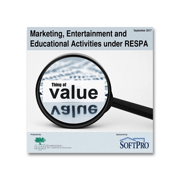 Marketing, Entertainment and Educational Activities under RESPA Webinar Recording