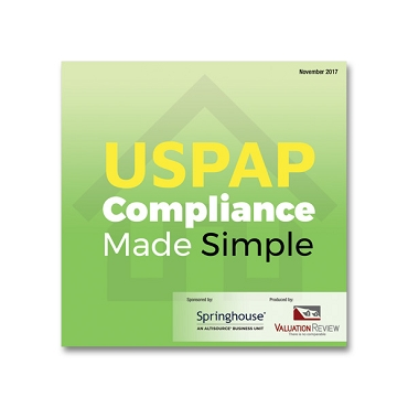USPAP Compliance Made Simple Webinar Recording