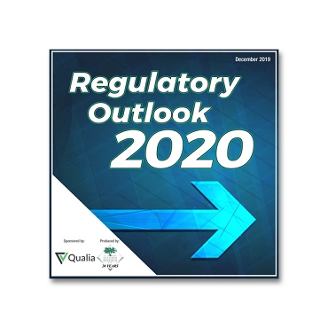 Regulatory Outlook 2020 Webinar Recording