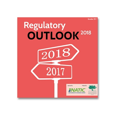 Regulatory Outlook 2018 Webinar Recording